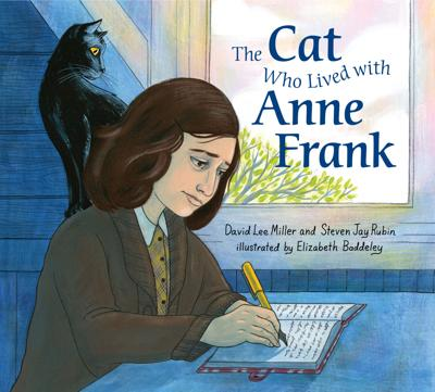 """""""The Cat Who Lived with Anne Frank"""""""