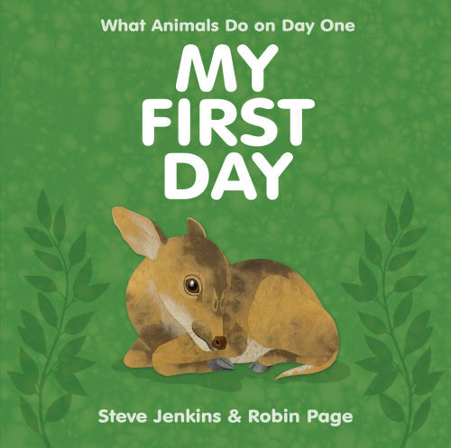 """My First Day"" by Robin Page"