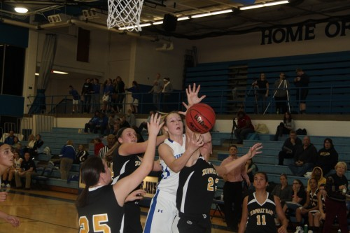 Lady Jays Win Two Games