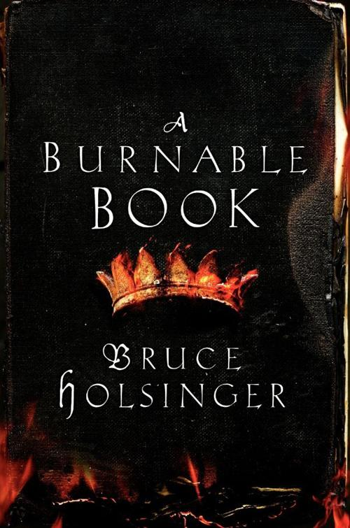 """A Burnable Book"""