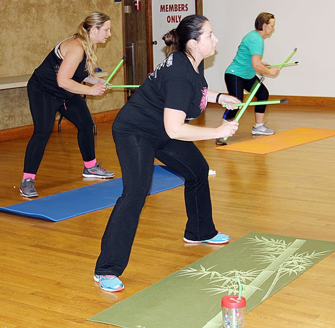 POUND Fitness Class in Union
