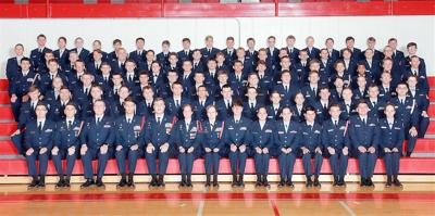 Air Force JROTC Honored