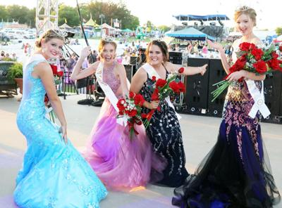 2019 Fair Queen Court