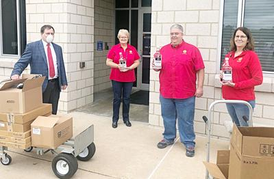 Ashcroft Visits Union