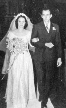 Flinn 65th Wedding Anniversary