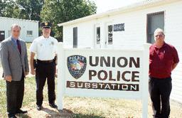Police Substation Opens