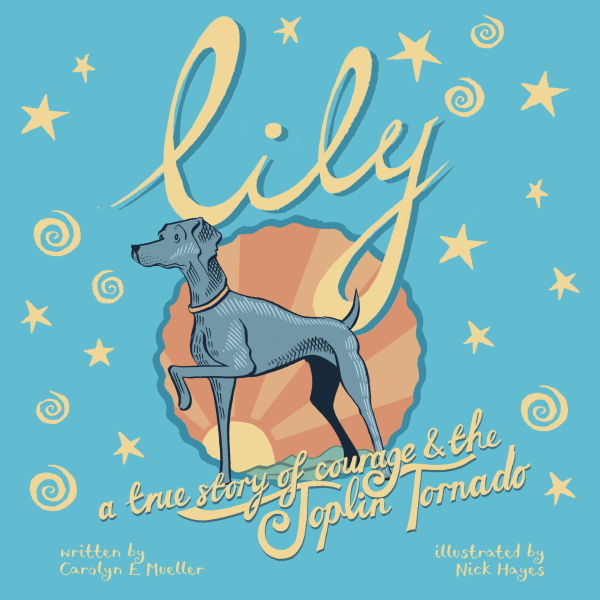 """Lily, a True Story of Courage and the Joplin Tornado"""