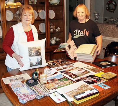 Sisters Dee Pollinger and Jean Woll
