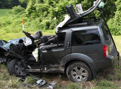 UPDATE: One Killed In Two Vehicle Accident on Highway 100