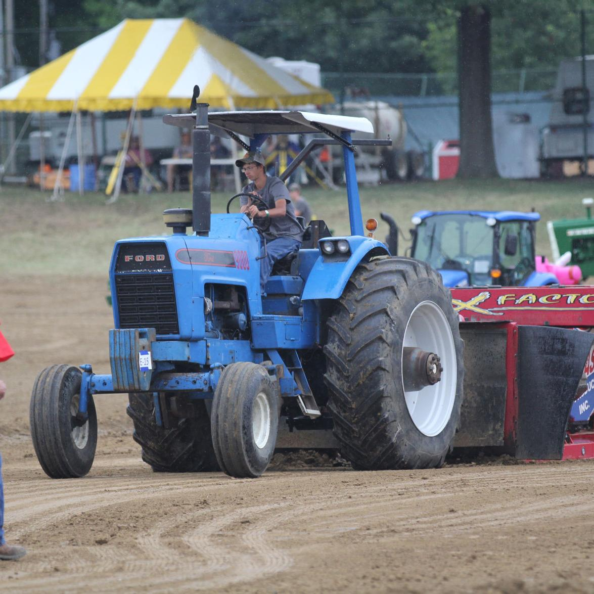 Fair Motorsports — Field Class Tractor Pulling