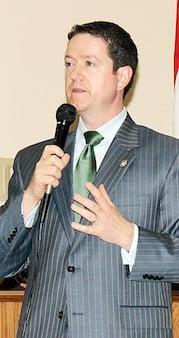 Missouri Speaker of the House Tim Jones, R-Eureka