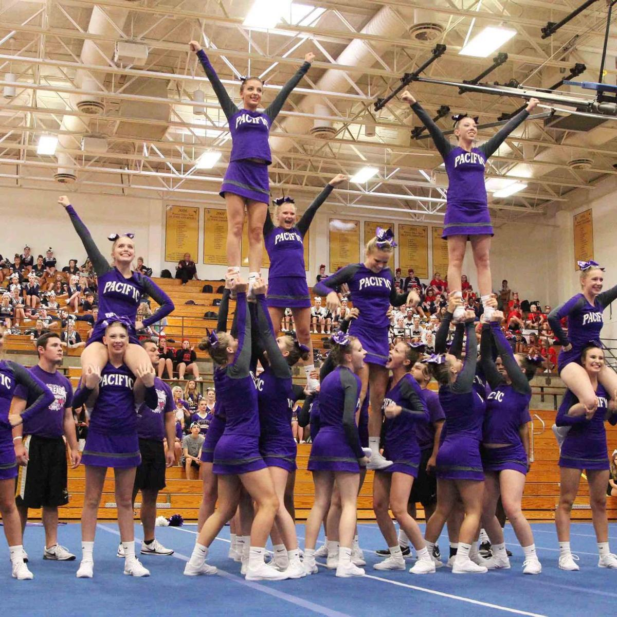 Pacific Cheer 2