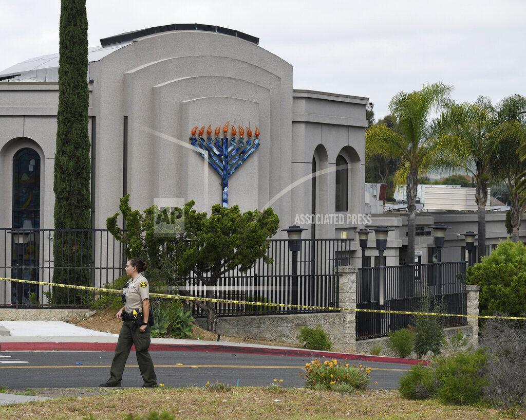 California Synagogue Shooter