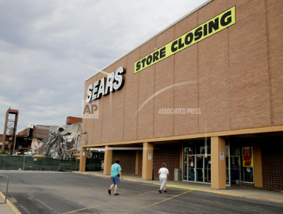 Sears closes stores