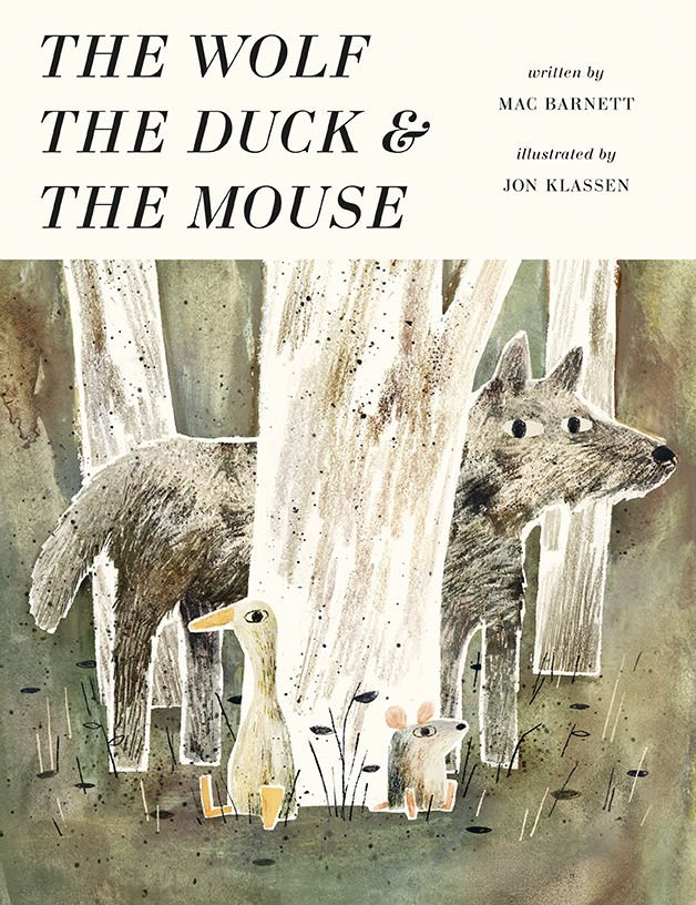 """""""The Wolf, the Mouse & the Duck"""