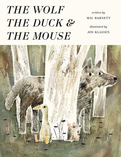 """The Wolf, the Mouse & the Duck"