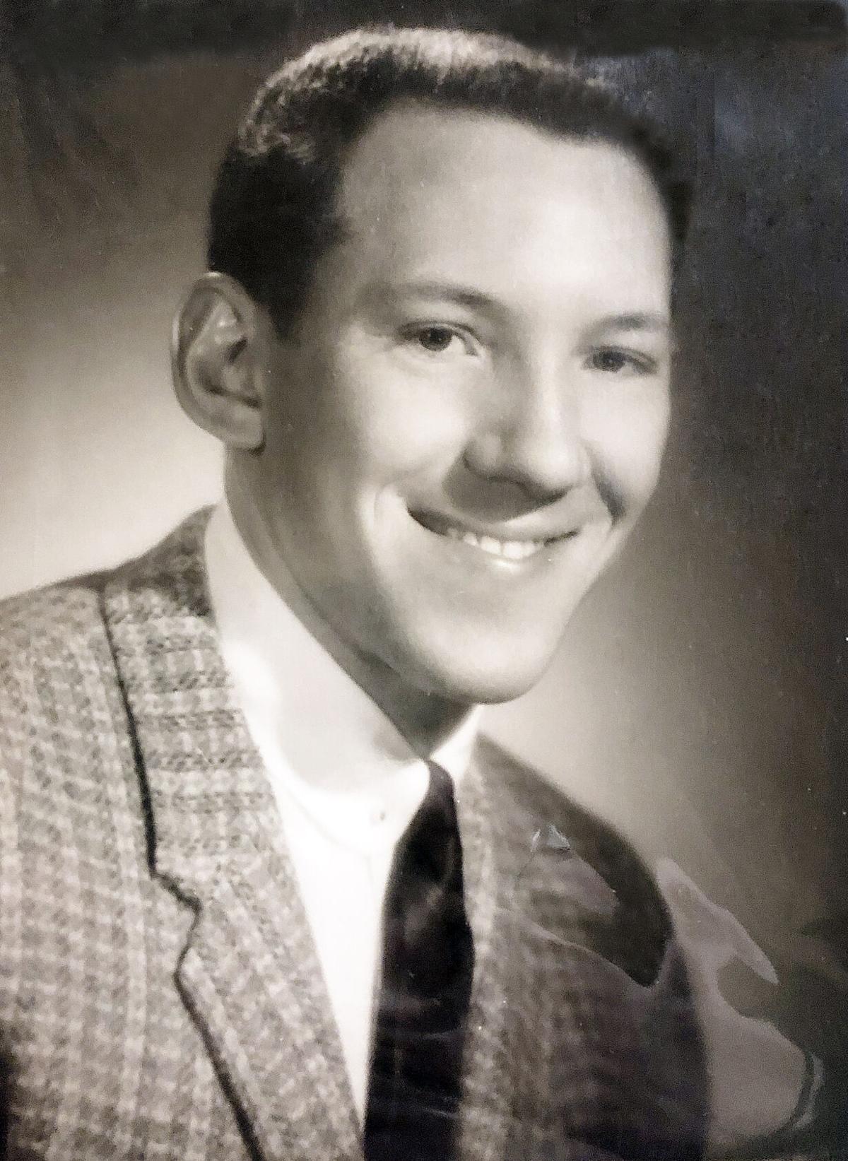 Larry Davis as a Mizzou student