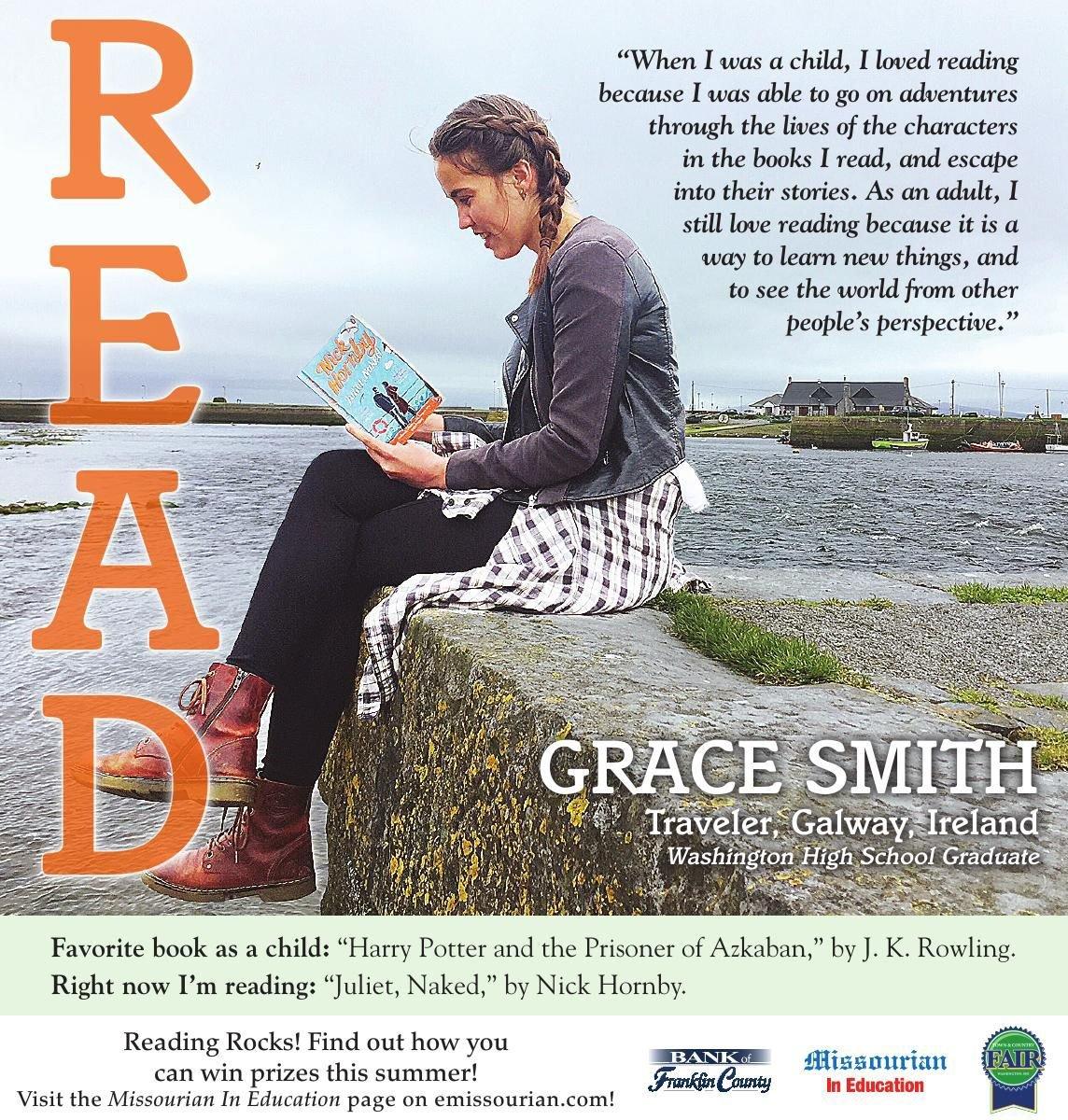 Reading Rocks #2