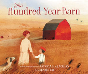 """The Hundred-Years Barn"""