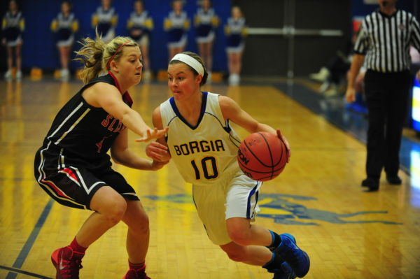 Grahl Leads Lady Knights