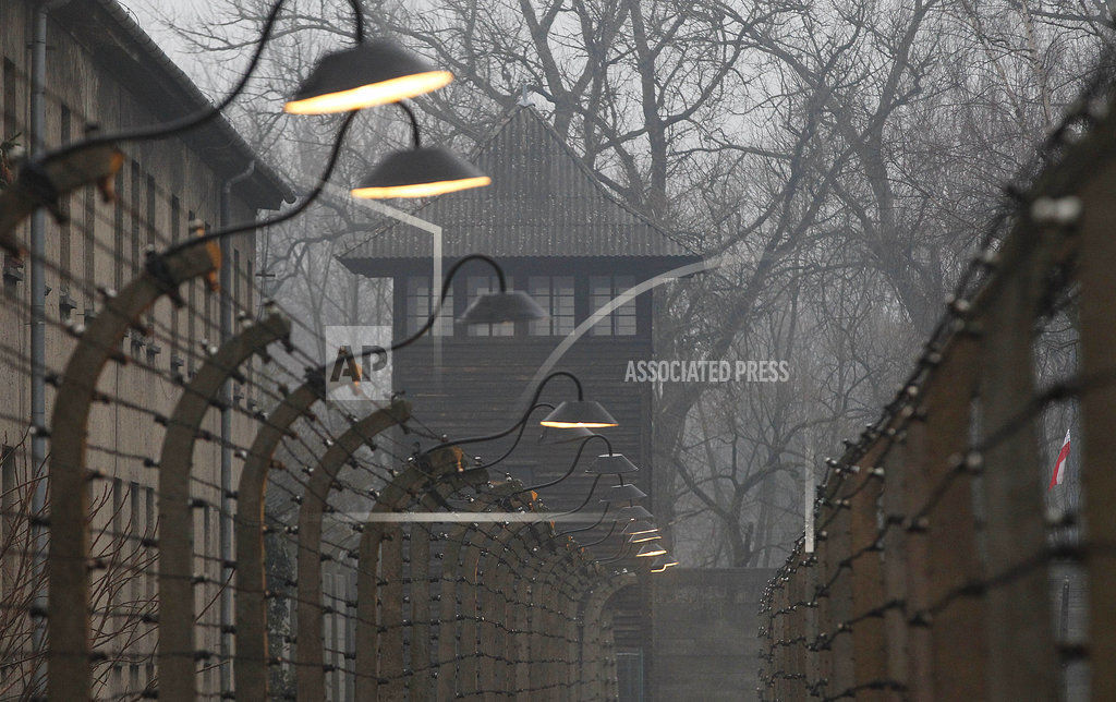 Poland Holocaust Remembrance Day