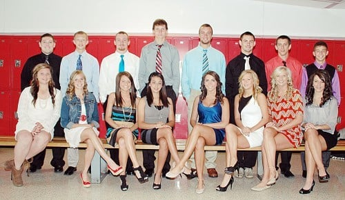 SCHS Homecoming Court