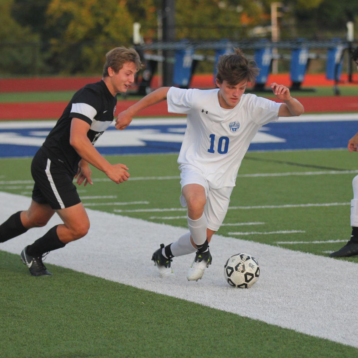 Boys Soccer — Washington vs. Ft. Zumwalt South