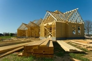 Home Construction Rises