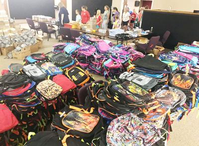Franklin County Back to School Fair