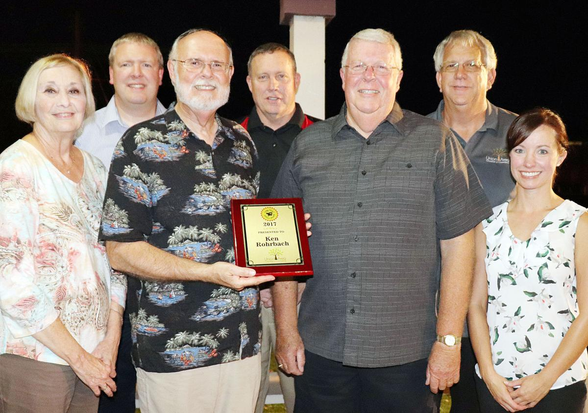 Longtime Union Resident Honored