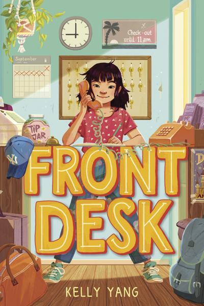 """Front Desk"""