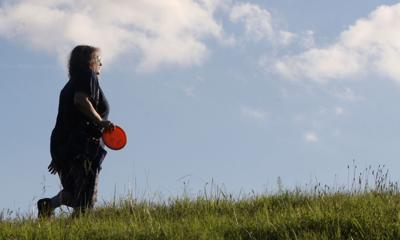 Smith-Moore Looks For Sweet Spot in Disc Golf With Aces & Eagles