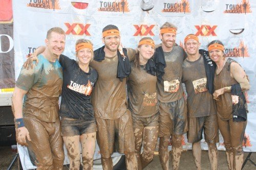 Tough Mudder Participants