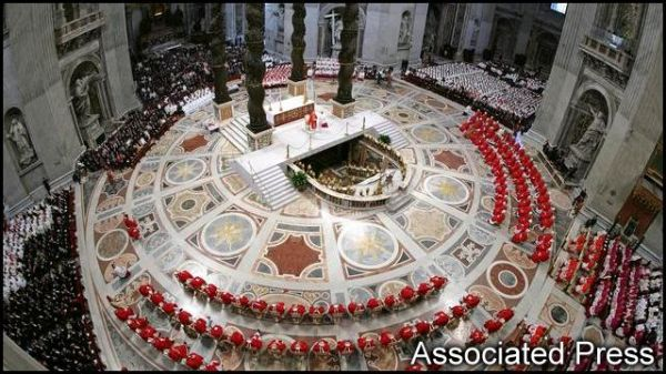 Conclave Coming Together Amid Scandal
