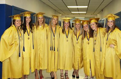 Borgia Graduates