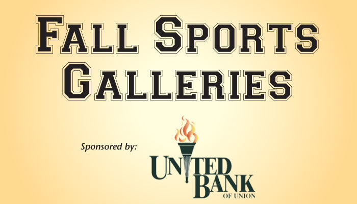 United Bank of Union Fall Sports Sponsor