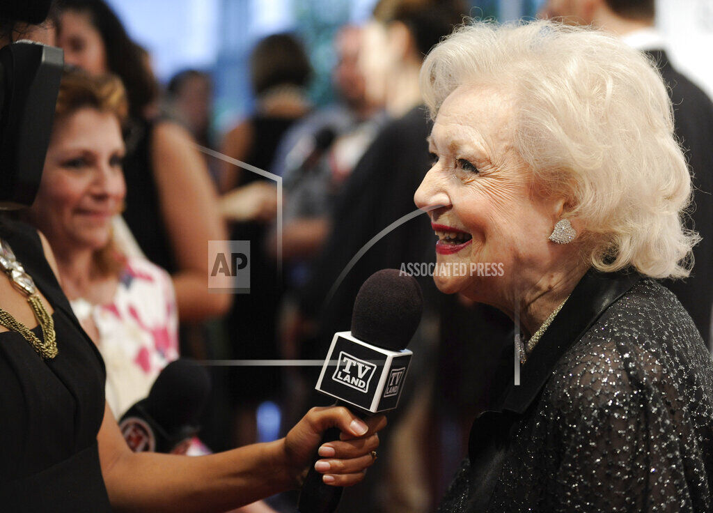 Celebrated Actress, Comedian Betty White Marks 99th ...