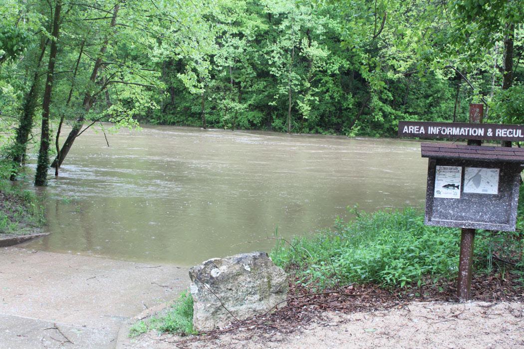 Bourbeuse River Access