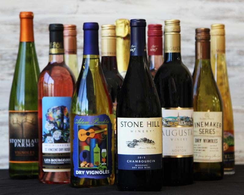 2018 Missouri Wine Winners