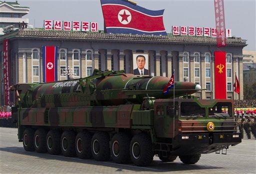 Japan Taking North Korea Threat Seriously