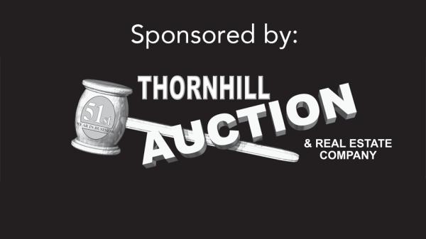 Thornhill Auction Sponsorship