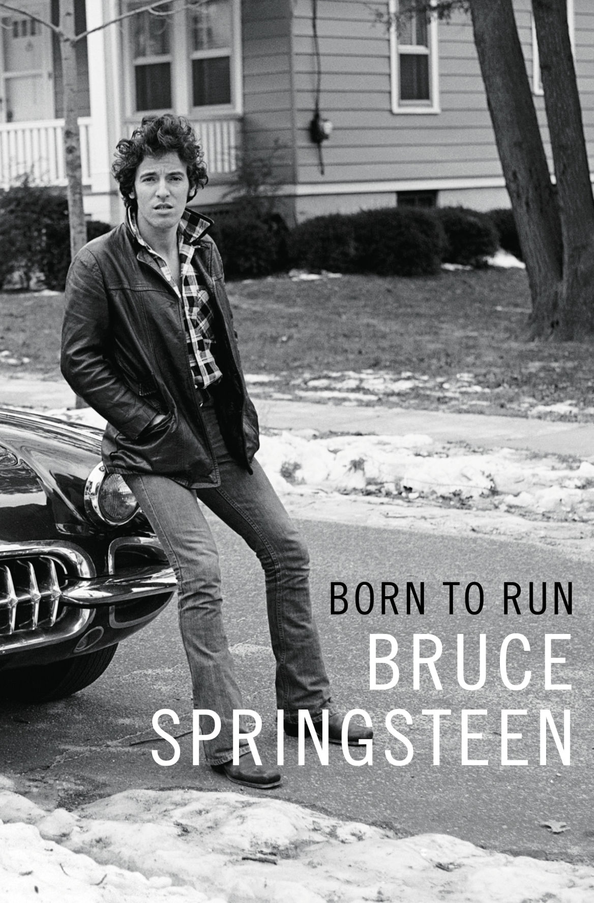 """Born to Run,"" by Bruce Springsteen"