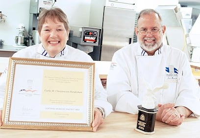 Chefs Honored, Certified