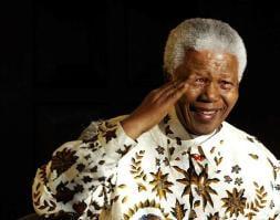 Nelson Mandela Dies at 95