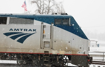 Amtrak hookup