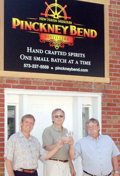 New Distillery Opens