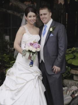 Smith-Davis Wedding Vows Read