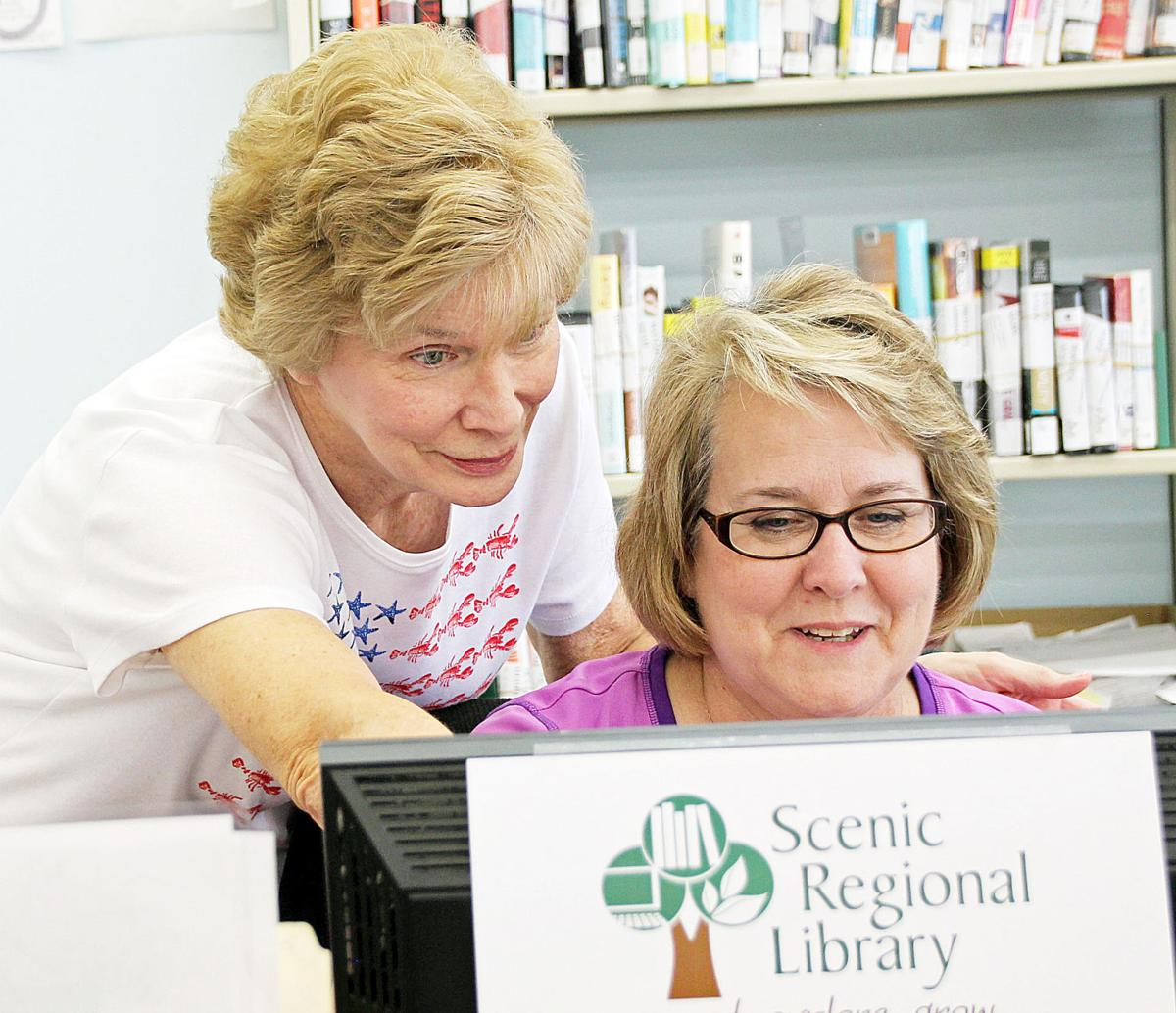 Library Staff Prepares for Move