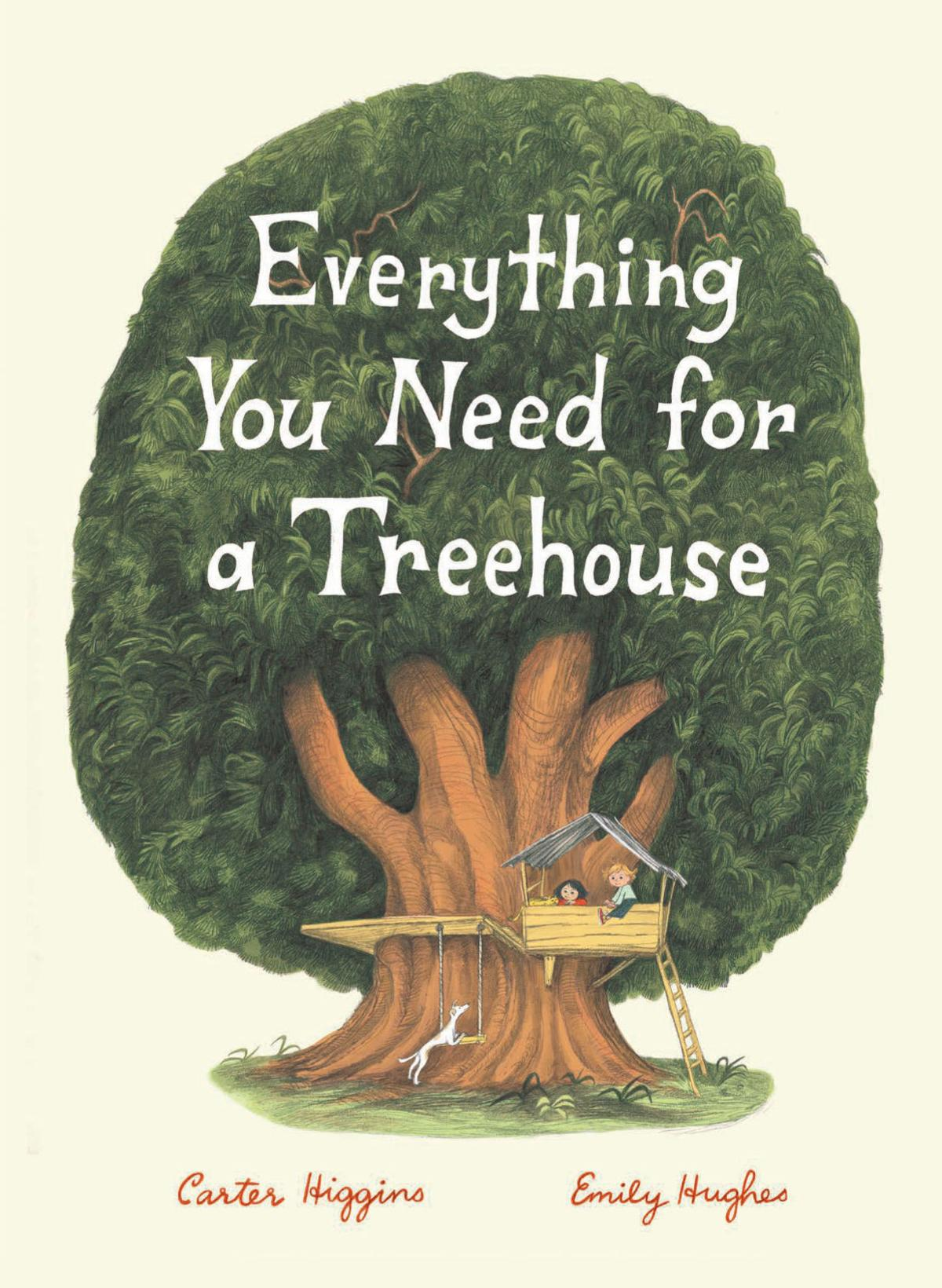 """Everything You Need for a Treehouse"""