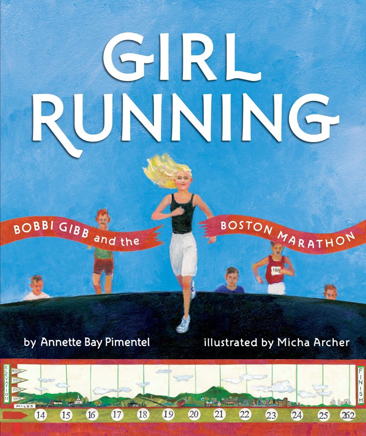 """""""Girl Running"""""""